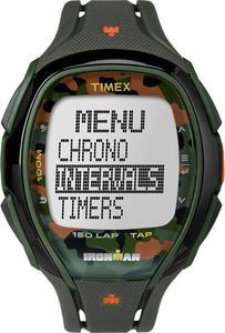 Zegarek Timex Sleek 150 Unisex Timex (zielono-pomarańczowy) / Tanie RATY / DOSTAWA GRATIS !!! - 2841971552