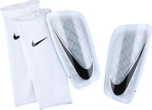 Ochraniacze piłkarskie Mercurial Lite Nike (czarno-szare) - 2844937406