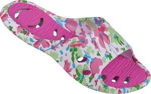 Klapki basenowe damskie Carvi Spokey (różowe) - 2841281187