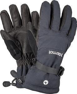 Rękawiczki Randonnee Marmot (czarne) / Tanie RATY / DOSTAWA GRATIS !!! - 2840691934