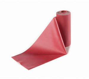 Taśma bezlateksowa 45,5m Thera-Band (opór średni - czerwona) / Tanie RATY / DOSTAWA GRATIS !!! - 2845152089