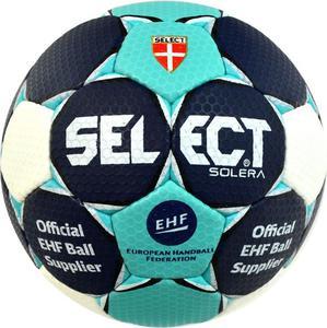 Piłka ręczna Solera Liliput 1 Select (błękitno-granatowa) / Tanie RATY - 2844201456