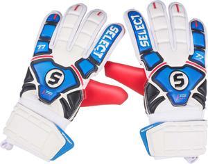 Rękawice bramkarskie 77 Select (biało niebiesko czerwone) / Tanie RATY - 2844470947