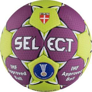 Piłka ręczna Solera Liliput 1 Select (purpurowo-niebieska) / Tanie RATY - 2844201459