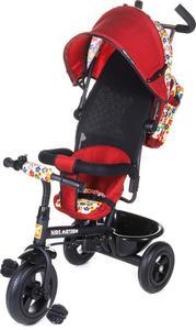 Rowerek trójkołowy Tobi Venture Kidz Motion (czerwony) / Tanie RATY / DOSTAWA GRATIS !!! - 2844048697