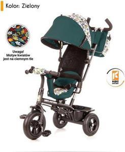Rowerek trójkołowy Tobi Venture Kidz Motion (zielony) / Tanie RATY / DOSTAWA GRATIS !!! - 2844048699