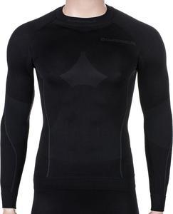 Bluza termoaktywna męska Wisser (czarno-szara) - 2844201493