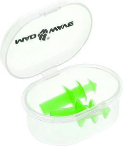 Zatyczki do uszu Ear Plugs Mad Wave (limonkowe) - 2844470970