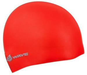 Czepek Silicone Intensive Mad Wave (czerwony) - 2844470990
