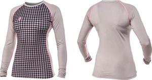 Koszulka termoaktywna damska Shelter Majesty (Pattern) / Tanie RATY - 2842622511