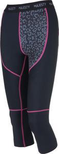 Spodnie termoaktywne damskie 16/17 Shelter Lady Majesty (Blackstripe) - 2842622514