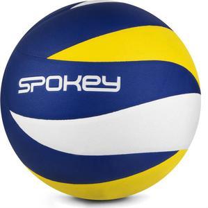 Piłka siatkowa Bump II Spokey (niebieska) - 2842622585