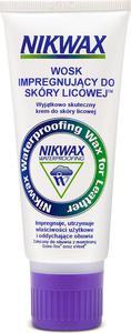 Impregnujący wosk do skóry licowej w tubie 100ml Nikwax (bezbarwny) - 2844471022