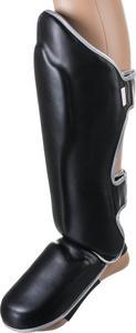 Ochraniacze na piszczel i stopę Hard Professional Fighter (czarno-szare) / Tanie RATY - 2844631995