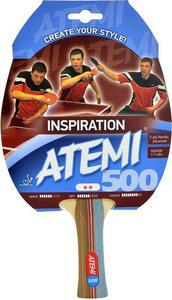 Rakietka do ping-ponga 500 Atemi (concave) - 2844471033