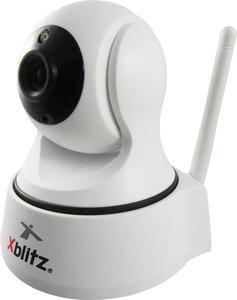 Kamera domowa, niania IP Ready HD P2P Wi-Fi Xblitz / Tanie RATY - 2845568370