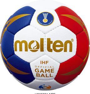 Piłka ręczna WC Official France 2017 r. 3 Molten / Tanie RATY - 2844201552