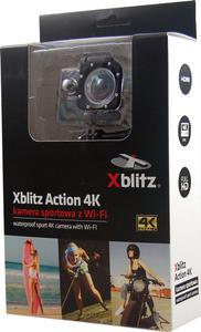 Kamera sportowa Action 4K Xblitz / Tanie RATY / DOSTAWA GRATIS !!! - 2845568371