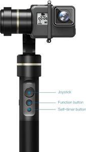 Gimbal ręczny FY-G5 3- AXIS do kamer GoPro HERO 5 FeiYu Tech / Tanie RATY / DOSTAWA GRATIS !!! - 2844937482