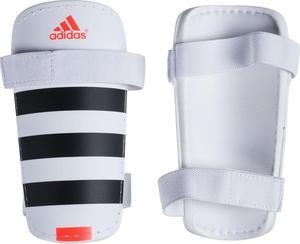Ochraniacze piłkarskie Everlite Adidas (biało-czarne) - 2845375795