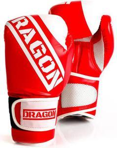 Rękawice bokserskie Warrior Dragon (czerwone) / Tanie RATY - 2846621658