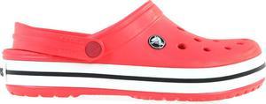 Chodaki Crocband Crocs (czerwone) / Tanie RATY - 2848621147