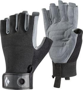 Rękawiczki Crag Half-finger Black Diamond (czarne) - 2846901239