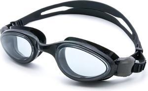 Okularki pływackie Spectrum 4Swim (szaro-czarne) - 2846621765
