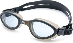 Okularki pływackie Aquarius 4Swim (przezroczysto-czarne) - 2846621766