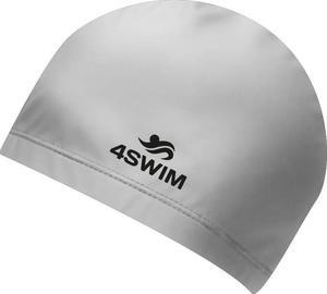 Czepek pływacki Comfort Cap 4Swim (srebrny) - 2846901269