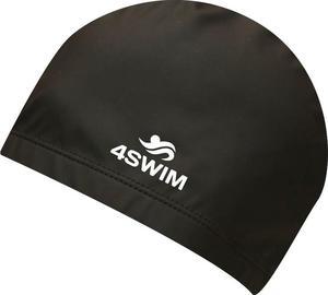 Czepek pływacki Comfort Cap 4Swim (czarny) - 2846901270
