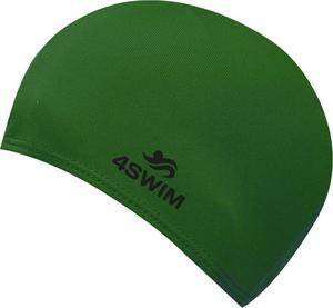 Czepek pływacki Fabric Cap 4Swim (zielony) - 2846901276