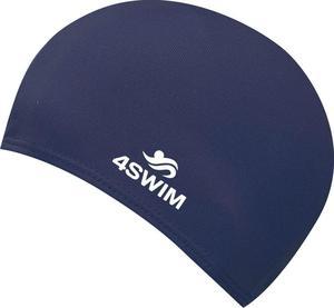 Czepek pływacki Fabric Cap 4Swim (granatowy) - 2846901277