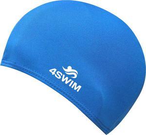 Czepek pływacki Fabric Cap JNR 4Swim (aqua) - 2846901282