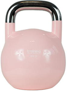 Kettlebell Competition Premium Chrome 8kg Training Show Room / Tanie RATY - 2847430860