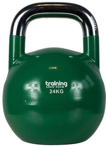 Kettlebell Competition Premium Chrome 24kg Training Show Room / Tanie RATY / DOSTAWA GRATIS !!! - 2847430864