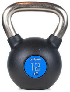 Kettlebell Gym Deluxe 12kg Training ShowRoom / Tanie RATY - 2847430900