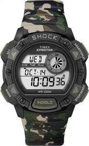 Zegarek Expedition Base Shock Timex (moro) / Tanie RATY - 2847430970