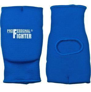 Napięstnik elastyczny do sportów walki Professional Fighter (niebieski) / GWARANCJA 6 MSC. - 2822240982