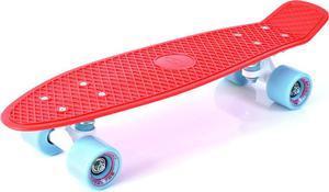 Deskorolka pennyboard SMJ (Raspberry) / Tanie RATY - 2847629511