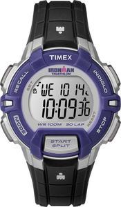 Zegarek Ironman Triathlon Timex (purpurowy) / Tanie RATY - 2848996447