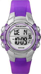 Zegarek damski Marathon by Timex (fioletowy) / Tanie RATY - 2848996448