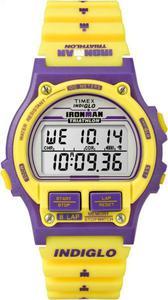 Zegarek damski Ironman 8-Lap Timex (żółto-fioletowy) / Tanie RATY - 2848996450