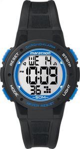 Zegarek damski Marathon by Timex (czarno-niebieski) / Tanie RATY - 2848996451