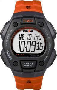 Zegarek Ironman Classic 50 Full Timex (czarno-pomarańczowy) / Tanie RATY - 2847629527