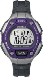 Zegarek damski Ironman Classic Timex (fioletowo-czarny) / Tanie RATY - 2847629528