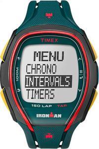 Zegarek Timex Sleek 150 Unisex Timex (zielony) / Tanie RATY - 2847629532