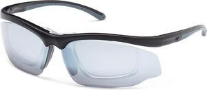 Okulary rowerowe przeciwsłoneczne SP20066 Solano (czarne) / Tanie RATY - 2848161069