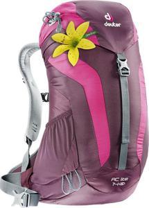 Plecak AC Lite 14 SL Deuter (aubergine-magenta) / Tanie RATY - 2848996493