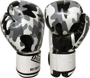 Rękawice bokserskie Rebel Moro Dragon (czarne) / Tanie RATY - 2849892401